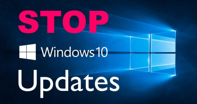 how to turn off auto updates in windows 10 home