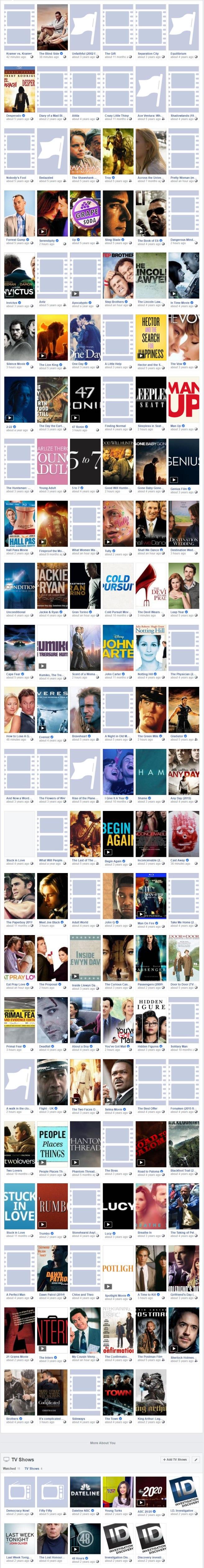 movies i like