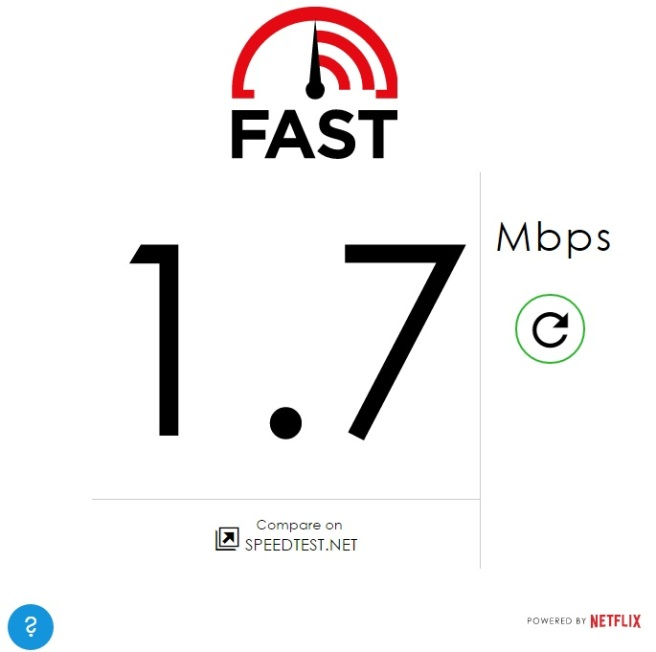 Internet Speed Tests And Recommended Internet Connection