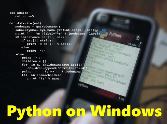 Install Programming Language Python For Windows 10 64 bit | Notes
