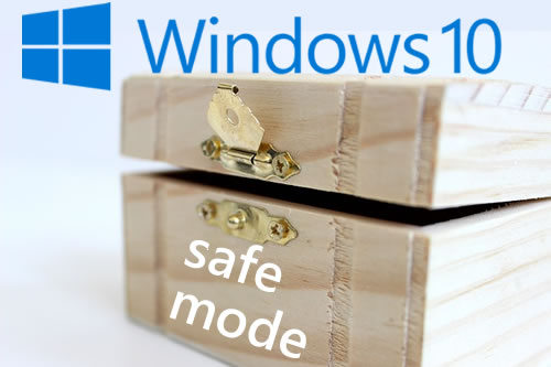 how to start outlook in safe mode windows 10