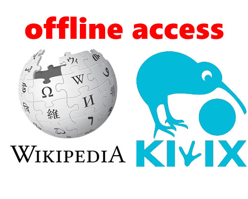 Offline Access To Wikipedia Encyclopedia on Android Phone
