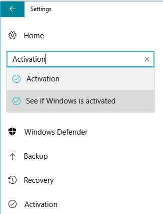change product key windows 10