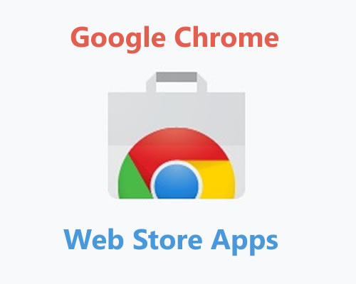 Open Web Store App in Google Chrome Browser | Notes