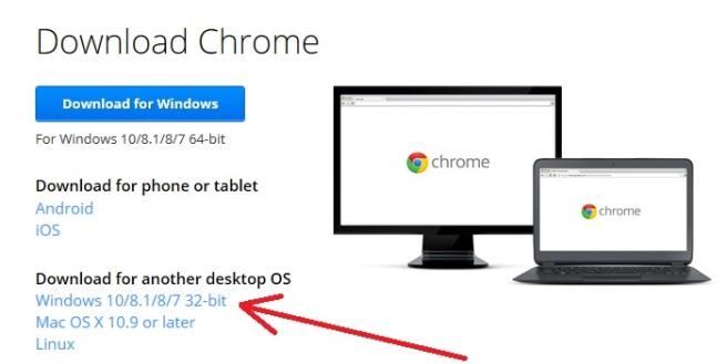 Install Google Chrome Offline on Windows 10 | Notes