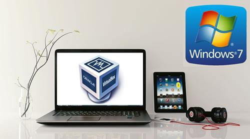 Install Windows 7 On A Virtual Machine via Oracle Virtual Box   Notes