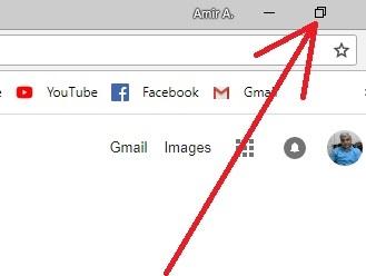 Create Website Shortcut On Desktop Via Google Chrome