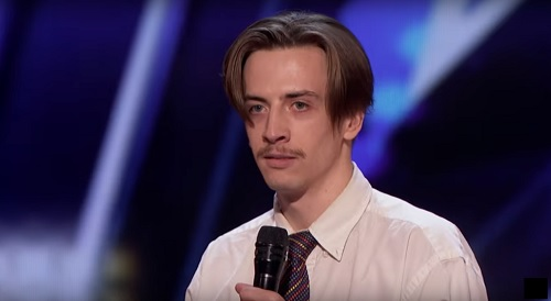 Andy Rowell, The Tequila Karaoke Guy – America Got Talent